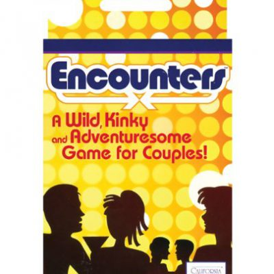 Encounters Game For Couples