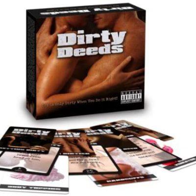 Dirty Deeds Games