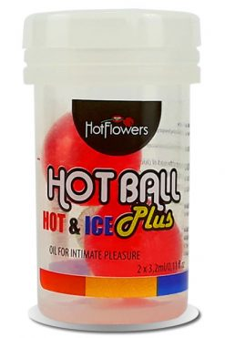 Hot Ball Hot & Ice Pack with 2 units