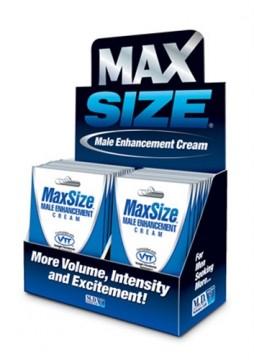 Max Size Cream Pouch